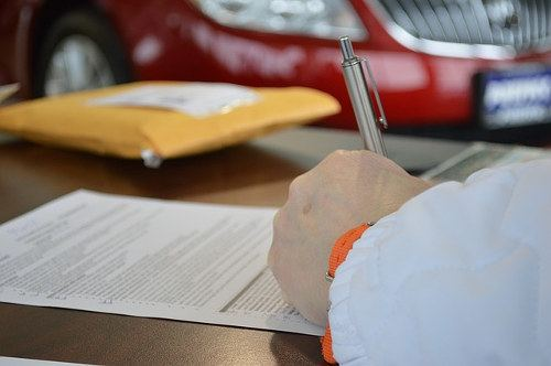 Kilka porad dotyczących zawierania umów pożyczkowych