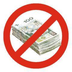 Powody otrzymania negatywnej decyzji pożyczkowej