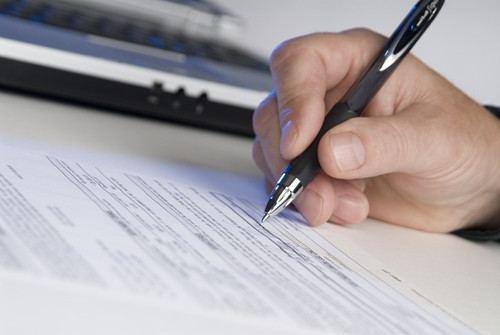 Co powinno znaleźć się na umowie pożyczki