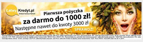 promo Łatwy Kredyt