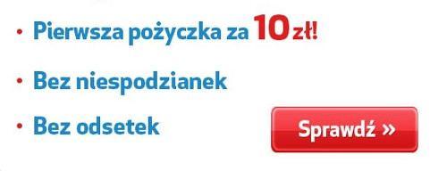 pożyczka za 10 zł